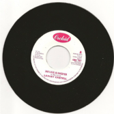 Lacksley Castell - Jah Love Is Sweeter / version (Orchid) UK 7""